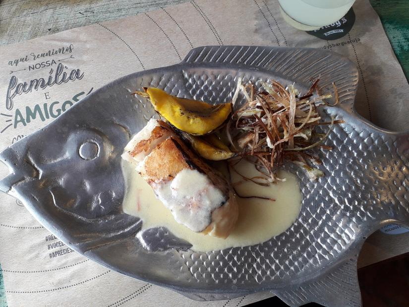 A boa cozinha e o empreendedor do Tahiti, no Guaruja 2021 6 Foto Claudio Schapochnik Que Gostoso