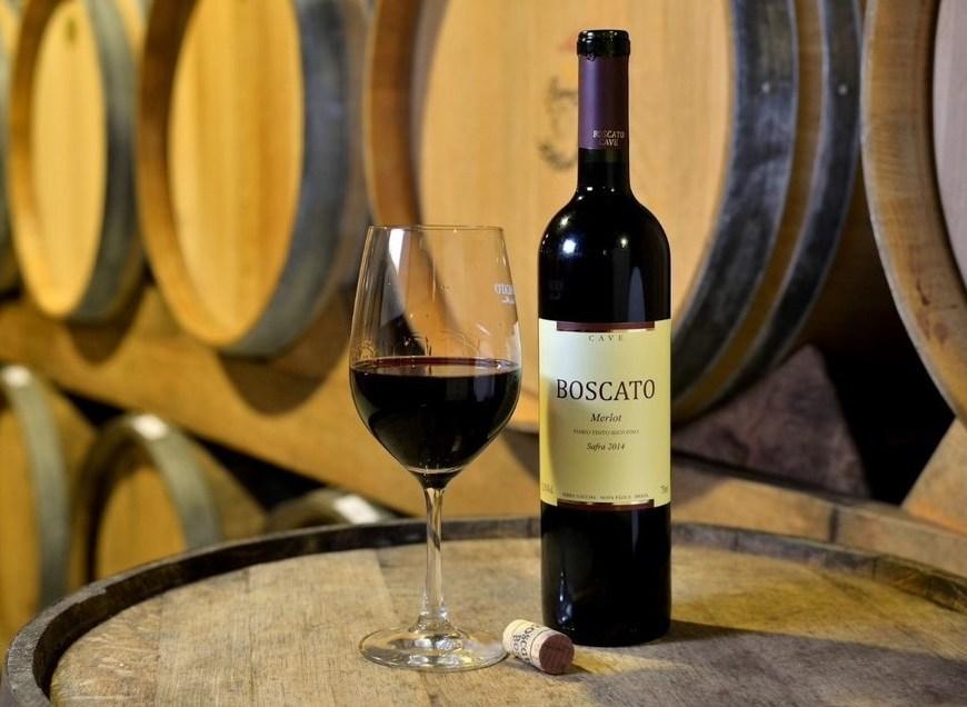 Boscato Vinhos Finos (RS) faz degustação guiada