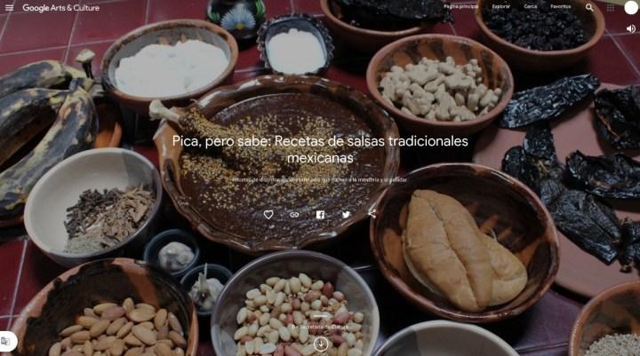 Google Arts Mexico 2 divulgacao