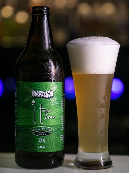 Pullman Ibirapuera tem cerveja à base de azedinha