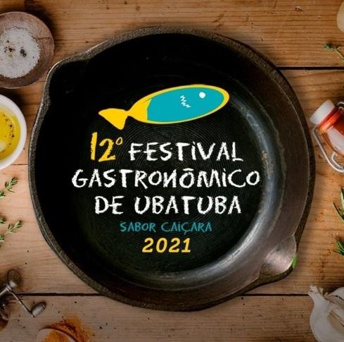 Ubatuba Festival Gastronomico 2021 divulgacao