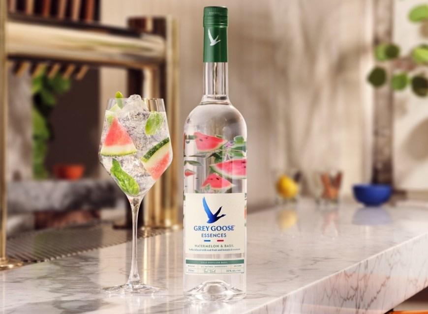 Vodka Grey Gosse Essences divulgacao