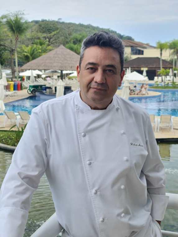Chef mineiro do Sofitel Guaruja fala de sua cozinha 1 2021 foto Claudio Schapochnik Que Gostoso