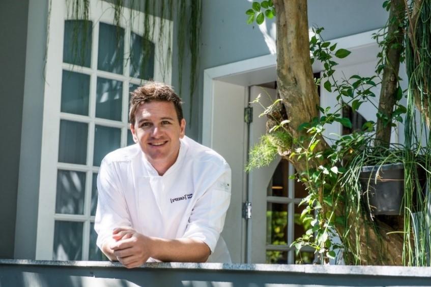 Grand Hyatt Sao Paulo faz 5o Chefs Table
