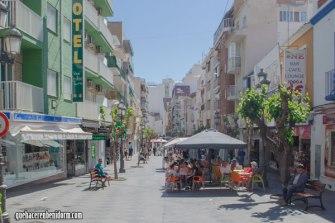Calle Alameda