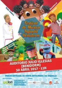 Festival música infantil Benidorm