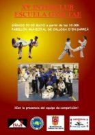 XV Interclub Escuela Gym TAE