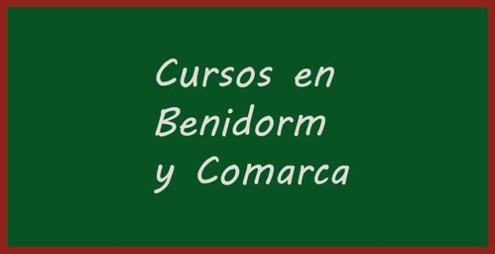 cursos en Benidorm y Comarca