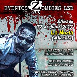 Invasión Zombie en La Nucía