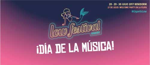 dia de la musica low festival