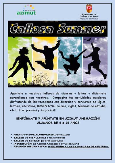 callosa summer