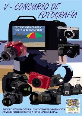 V edición del concurso de fotografía Jove's Marina Baixa