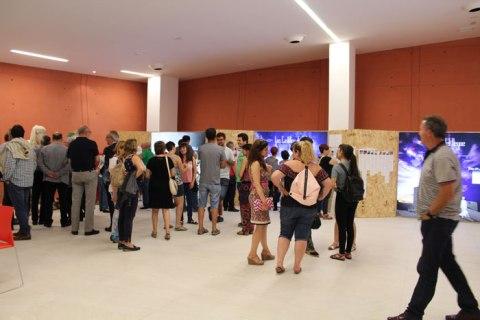 """Inauguración de la exposición """"Guardianes de piedra"""" en Vilamuseo"""