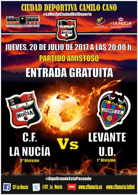 CF La Nucia Levante UD