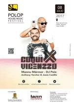 Polop cccelebra el I Hause music festival