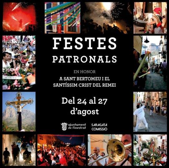 Fiestas Patronales Finestrat