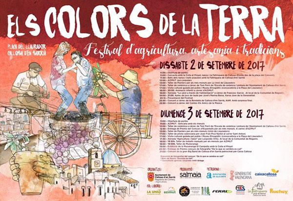 Festival colors de terra Callosa d'en Sarria