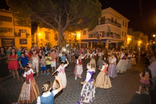 Cantos y Recitales a la Virgen de los Dolores en Alfaz