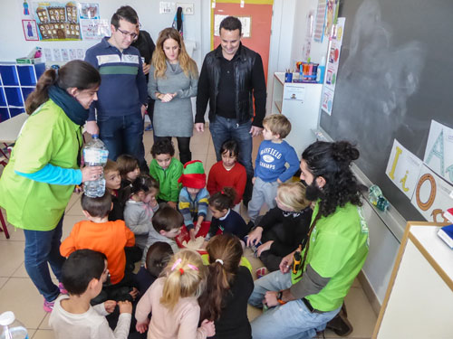 La Nucia CPMuixara escola de nadal