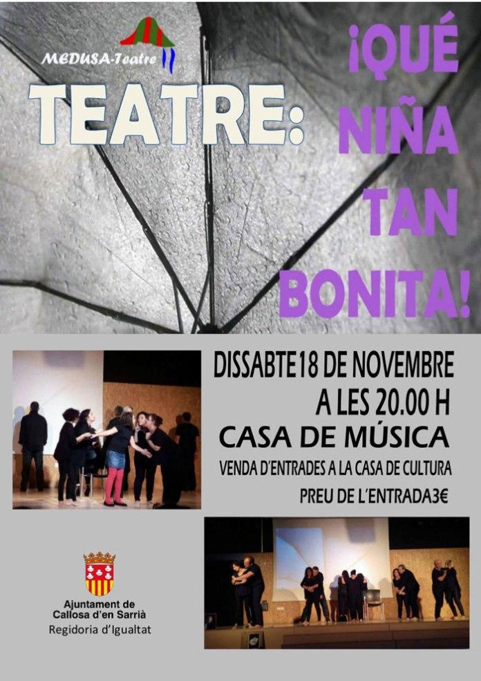 teatro contra la violencia de género
