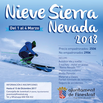 Finestrat Sierra Nevada
