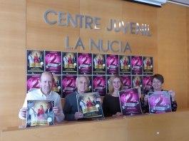 II aniversario de l'Associació de Dones de La Nucía