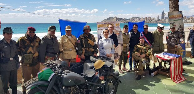 """El """"Día D"""" se representará en La Playa de Poniente de Benidorm en septiembre"""