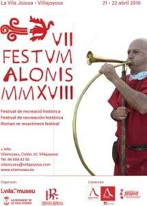 Villajoyosa celebra su VII Festum Alonis