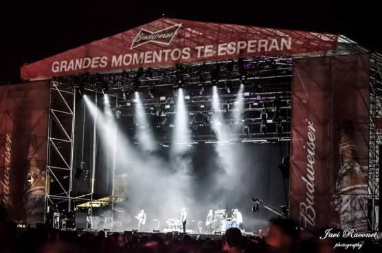 Conciertos y festivales en Benidorm 2018