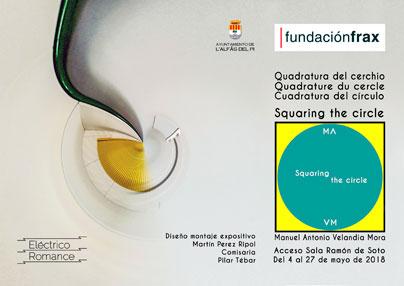 """""""La Cuadratura del círculo"""" de Manuel Velandia"""