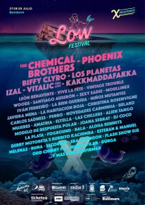 Low festival 2018 cartel