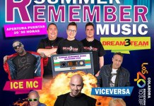 summer remember music benidorm