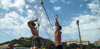 torneo Voley playa cala de Finestrat