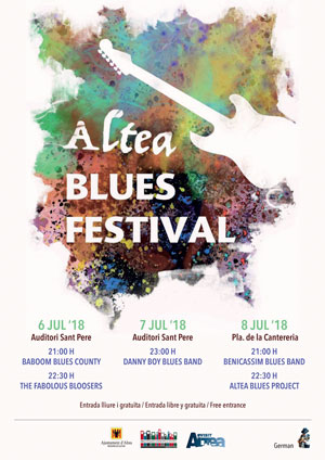 altea blues festival