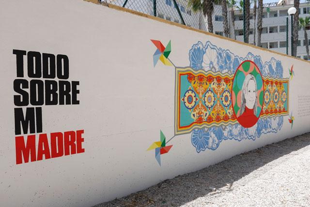 mural festival cine alfas 2018