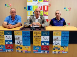 Dia de la Bicicleta en Benidorm 2018