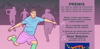 Torneig Futbol Indoor de Penyes La Nucia 2018