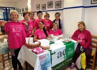 II Marcha senderista contra el cáncer de mama Finestrat