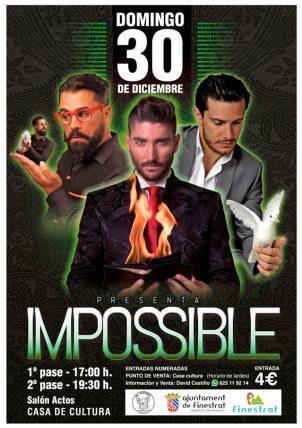 magia imposible finestrat 2018