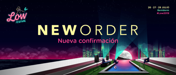 low festival new order benidorm 2019