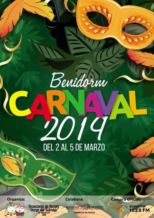 Benidorm Carnaval 2019