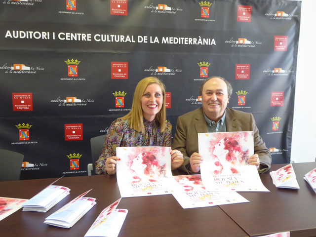 La Nucia Poesia concurso 2019