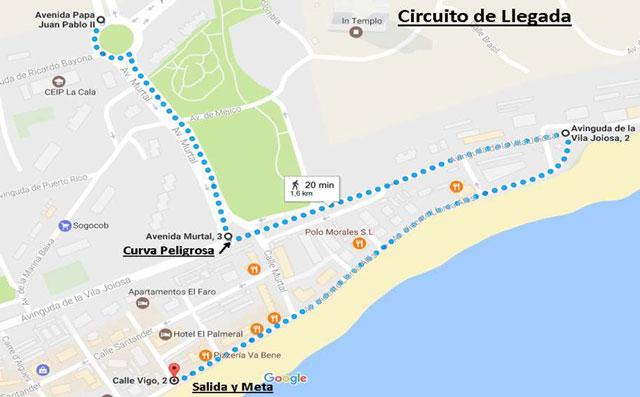 XXXIII Volta Ciclista a La Marina Benidorm 2019