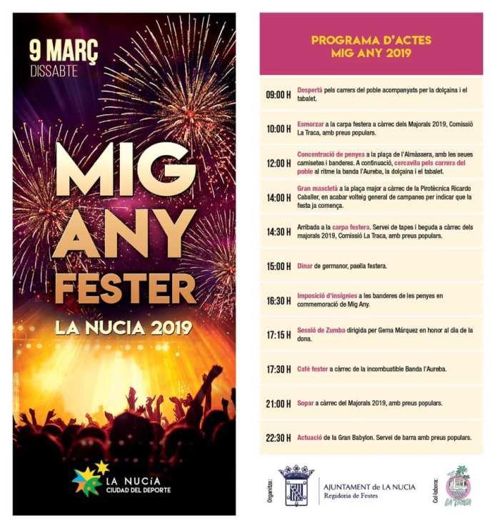Mig Any Fester La Nucia 2019