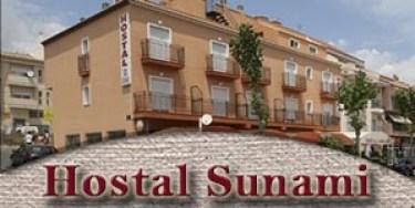 dormir sport xperience Hostal Sunami - La Nucía