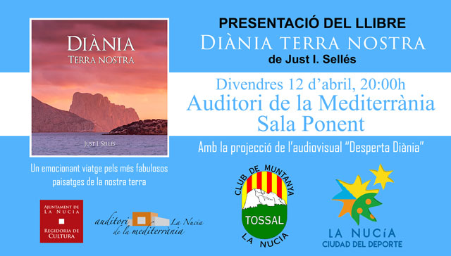 La Nucia Presentacion libro Diania 2019