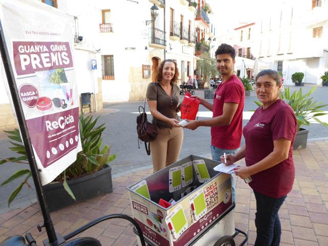La Nucia Recicla Aparatos 2019