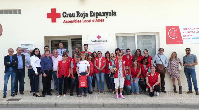 Cruz Roja Altea 2019