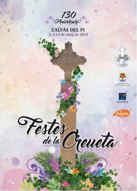 Fiestas festes creueta alfas del pi 2019