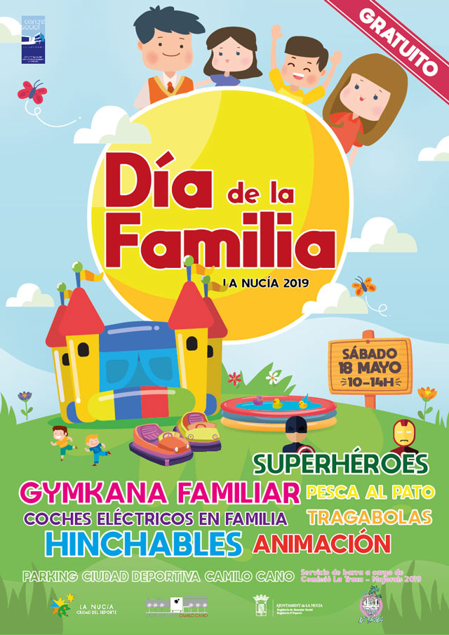 La Nucia DIA DE LA FAMILIA 2019